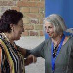 Fatma Ahsen Turan and Barbara Kellner-Heinkele.
